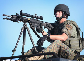 The Militarization of U.S. Police: Finally Dragged Into the Light by the Horrors of Ferguson